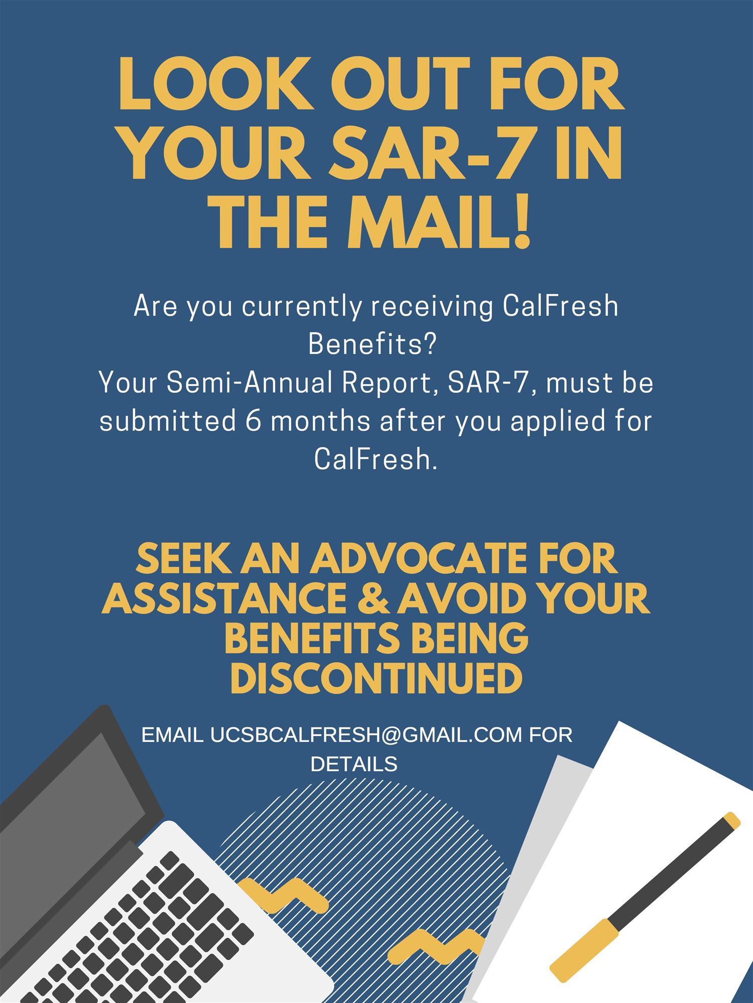 Sar Calfresh 7 2017