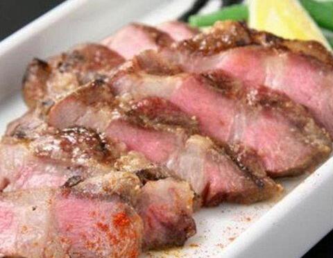 豚ロースのグリル!作り方簡単、決めてはソース!