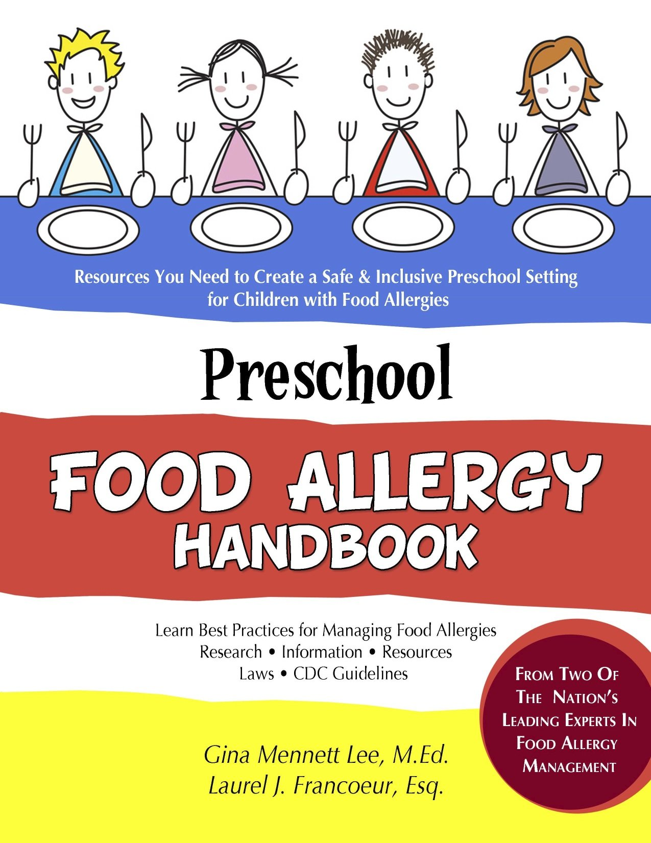 Purchase Preschool Food Allergy Handbook
