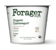 Organic Coconut Cashewgurt Forager Project
