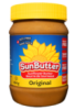 Natural Sunflower Butter SunButter