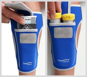 epinephrine concealed carrier for men