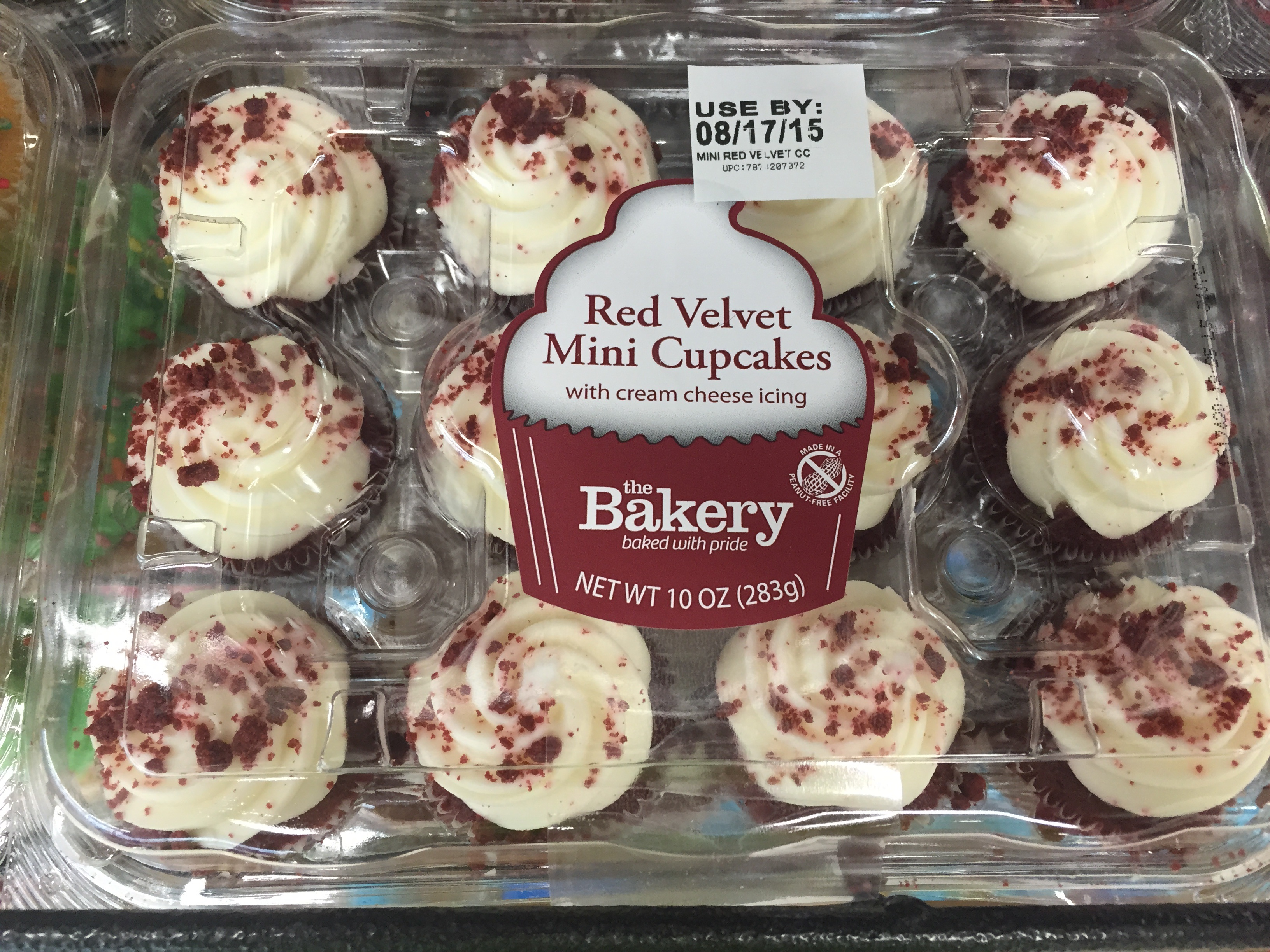 """Back To School #9: Walmart's """"the Bakery"""" Cupcakes"""