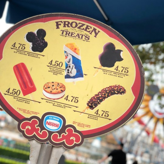 Food Allergy Friendly Disney