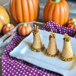 Thanksgiving Allergy Friendly Sugar Cone Teepee