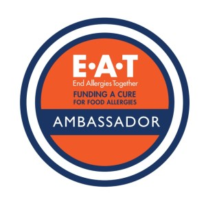EAT Mission Ambassador Food Allergies Anaphylaxis