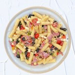 Italian Pasta Salad | Allergy Friendly Can be made top 9 free