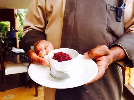 Chef at Raga