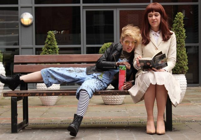 Photo by ToastStar Cosplay, ft. Hildaglitz Cosplay as Erin