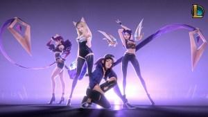 Cosplays We Like: K/DA League of Legends