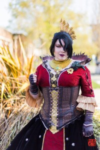 Interview with Metamorphica Cosplay (Living with limitations)