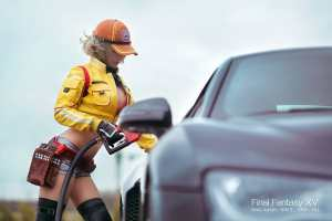 Feature: Cindy from Final Fantasy XV by BanBanko_