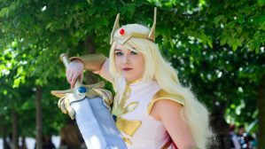 She-Ra (Netflix) by AceofPrince