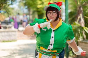Mei Honeydew / Overwatch by Amoenda Cosplay