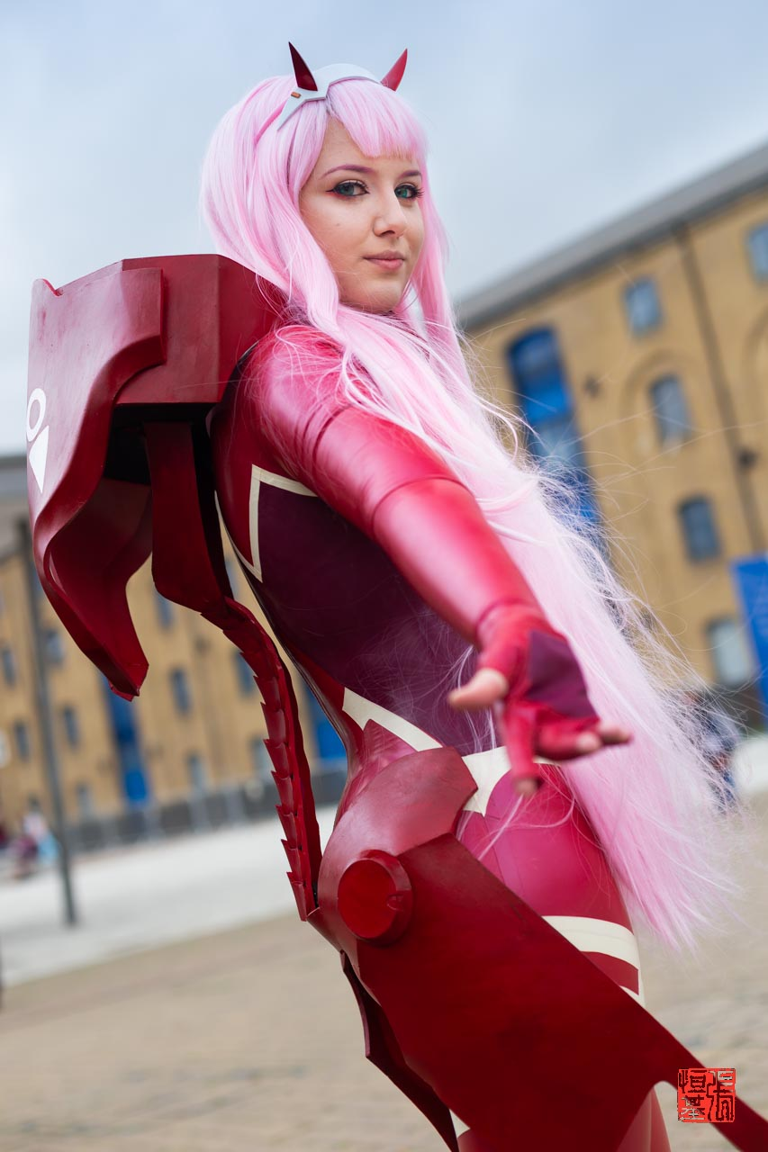 Zero Two / Darling in the Franxx by Kiromu Cosplay