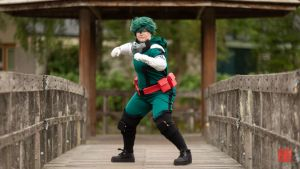 Deku / My Hero Academia by L.C.Crafts