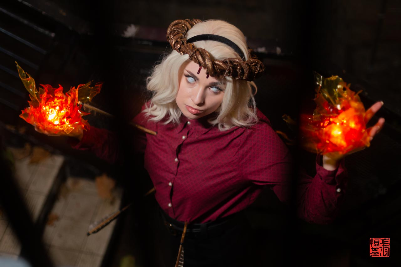 Sabrina Spellman / Chilling Adventures of Sabrina by Twisted Sisters Cosplay
