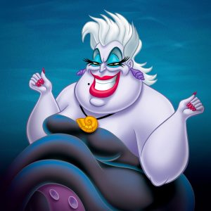 Cosplays We Like : Ursula / The Little Mermaid
