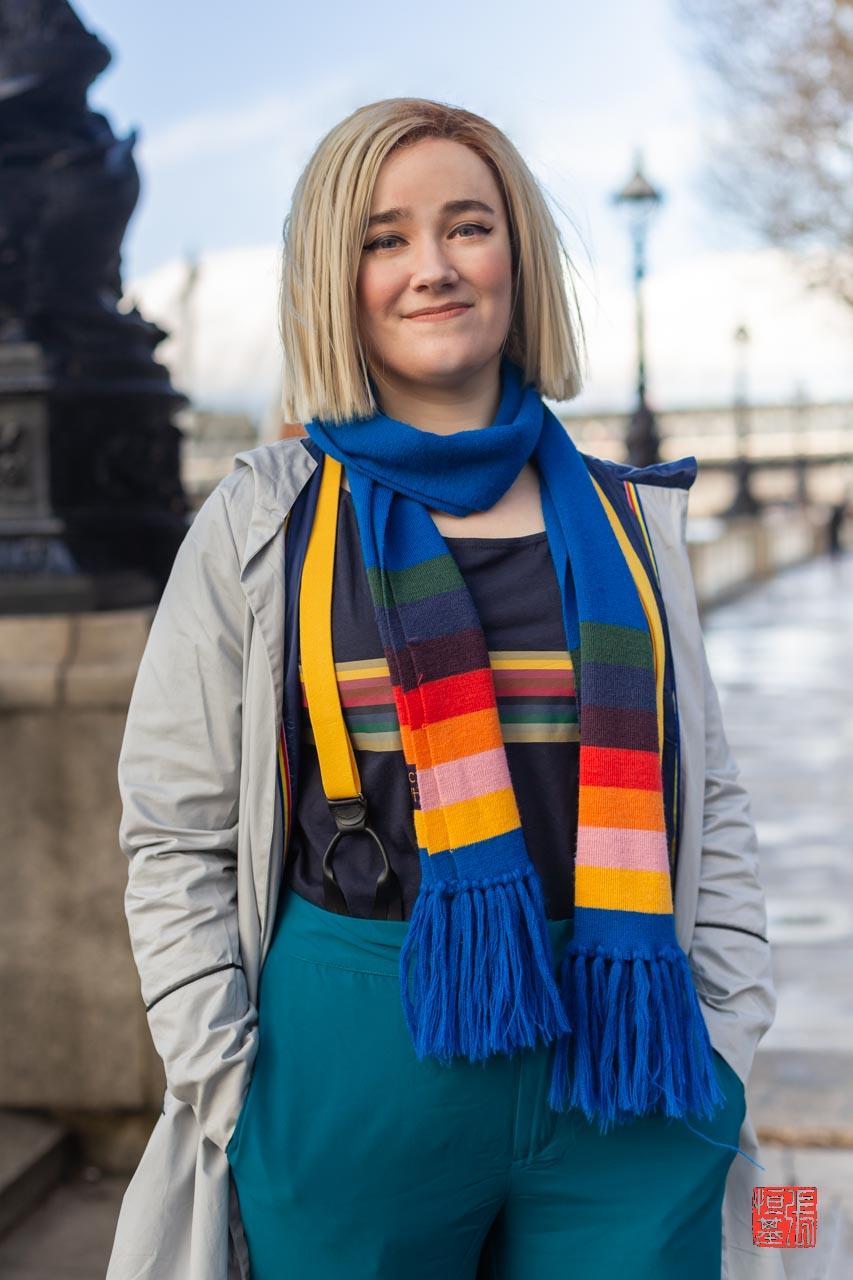 13th Doctor / Doctor Who by whatserscosplay