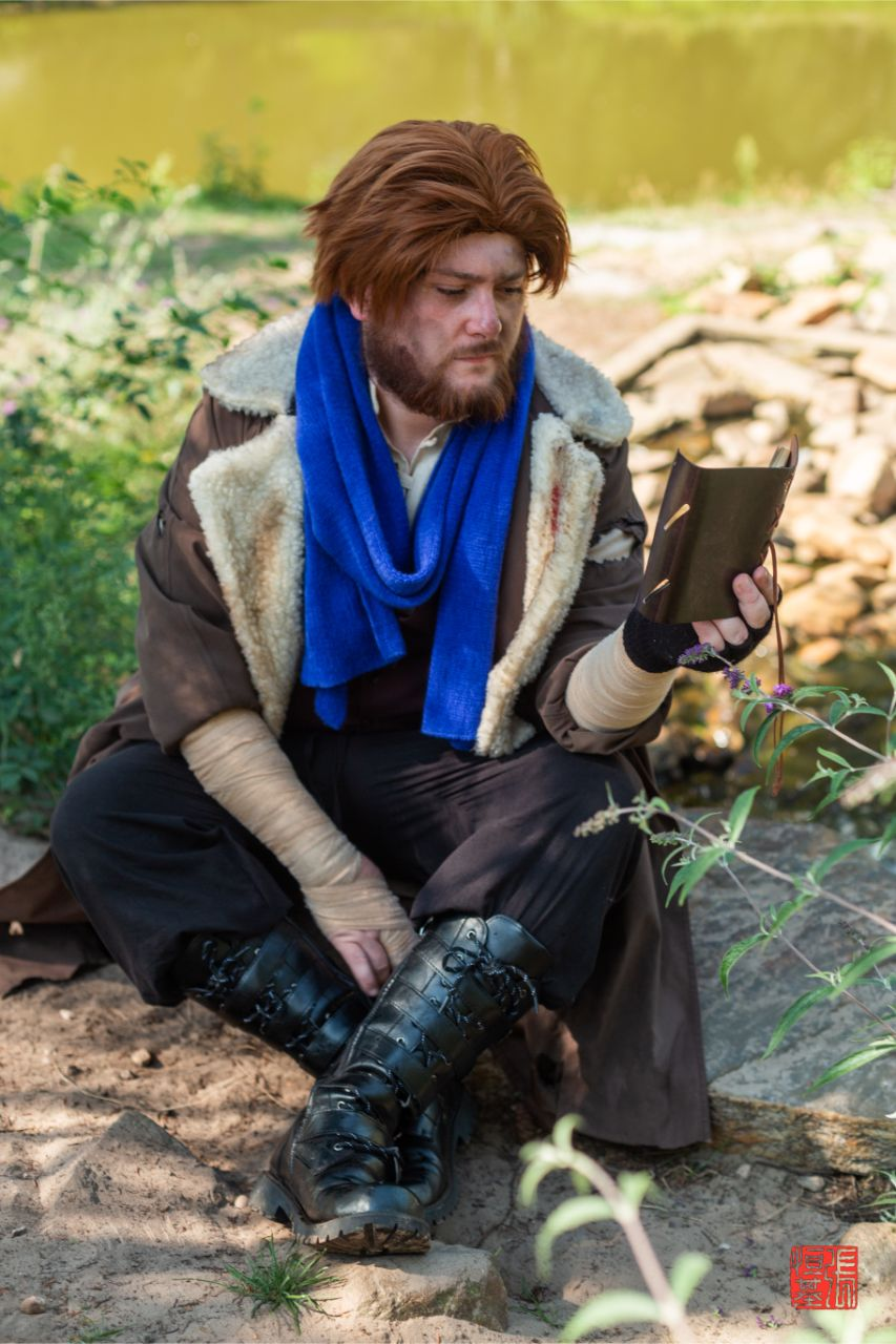 Caleb Widogast / Critical Role by Landstar Cosplay
