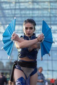 Kitana / Mortal Kombat By Miss Gidget