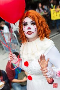 Pennywise / IT by walking.goddess.sfx