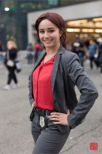 Amy Santiago / Brooklyn Nine-Nine by Triotrin Cosplay