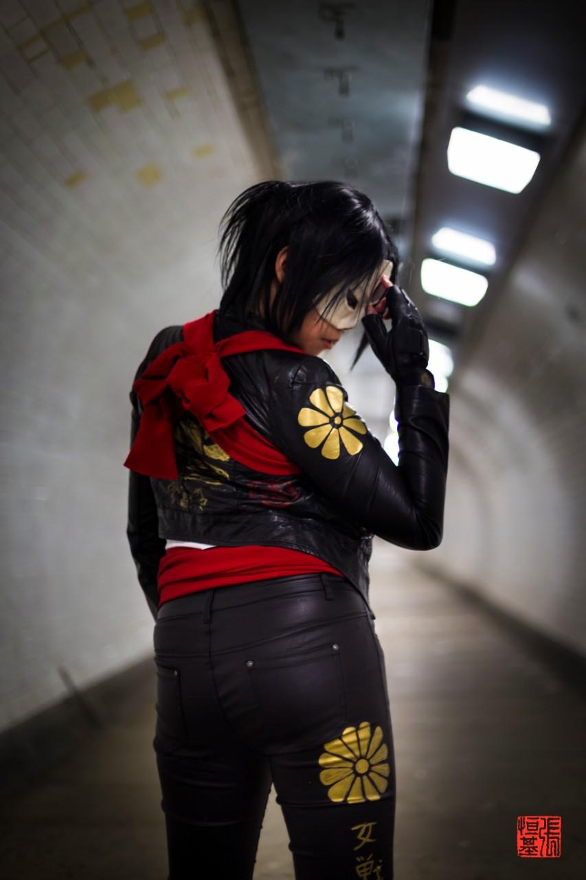 Katana / Suicide Squad by Jia-Li Cosplay