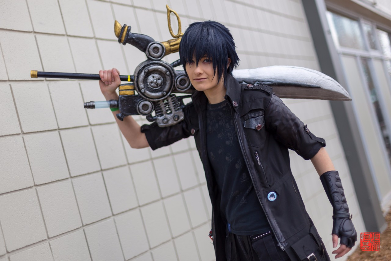 Noctis / Final Fantasy XV by Depthcharge Cosplay