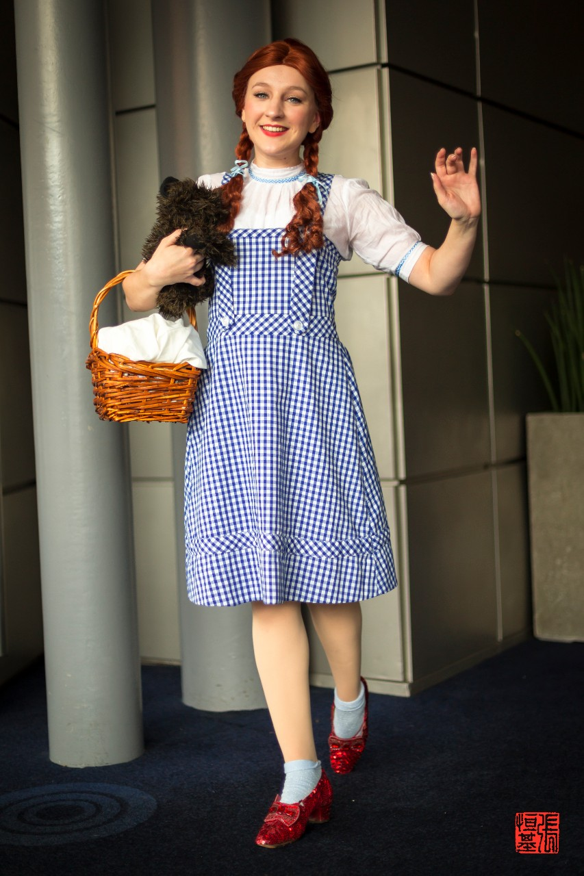 Dorothy Gale / Wizard of Oz by so.f.amy