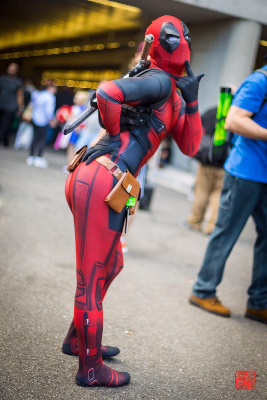 Deadpool by D-Piddy