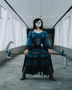 Cosplay Stories : Maria Calavera (Grimm Reaper) / RWBY by Ashweez Cosplay