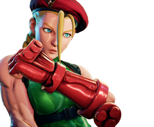 Cosplays We Like : Cammy / Street Fighter