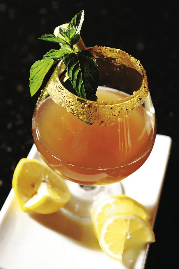 Dumante Pistachio Ginger Sour