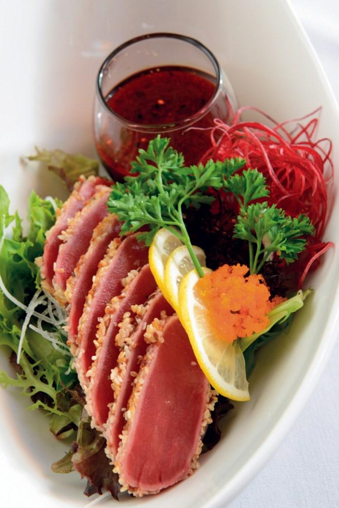 Sapporo's Tuna Takaki