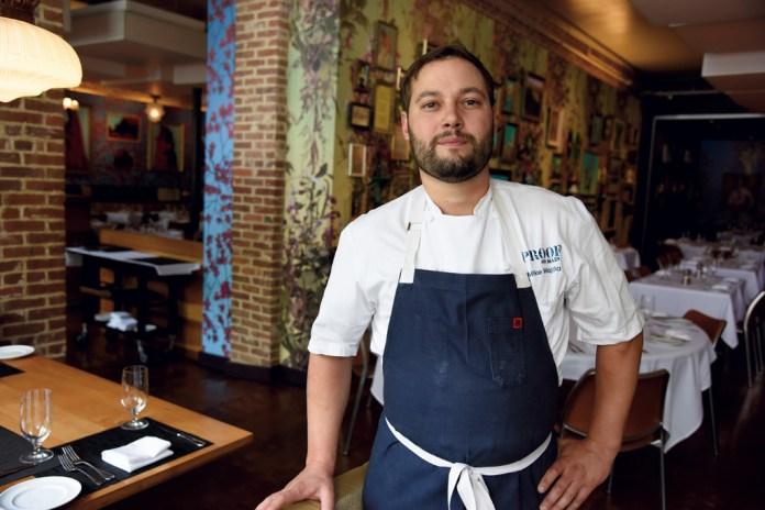 Chef Mike Wajda