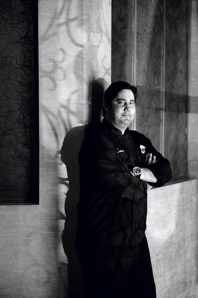 Mussel & Burger Bar Chef Fernando Martinez