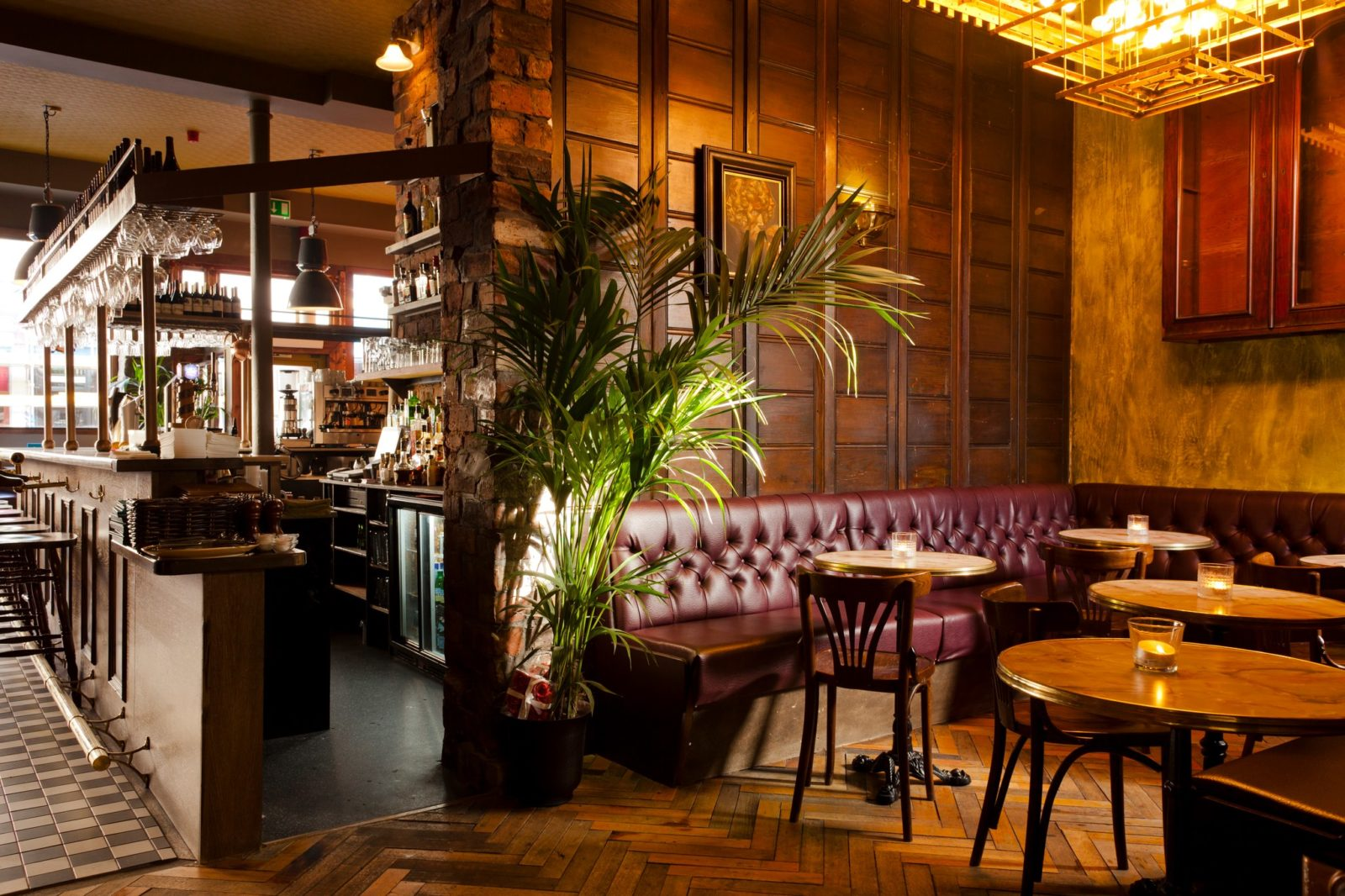 10 Of The Best Bars In Glasgow Scotsman Food And Drink
