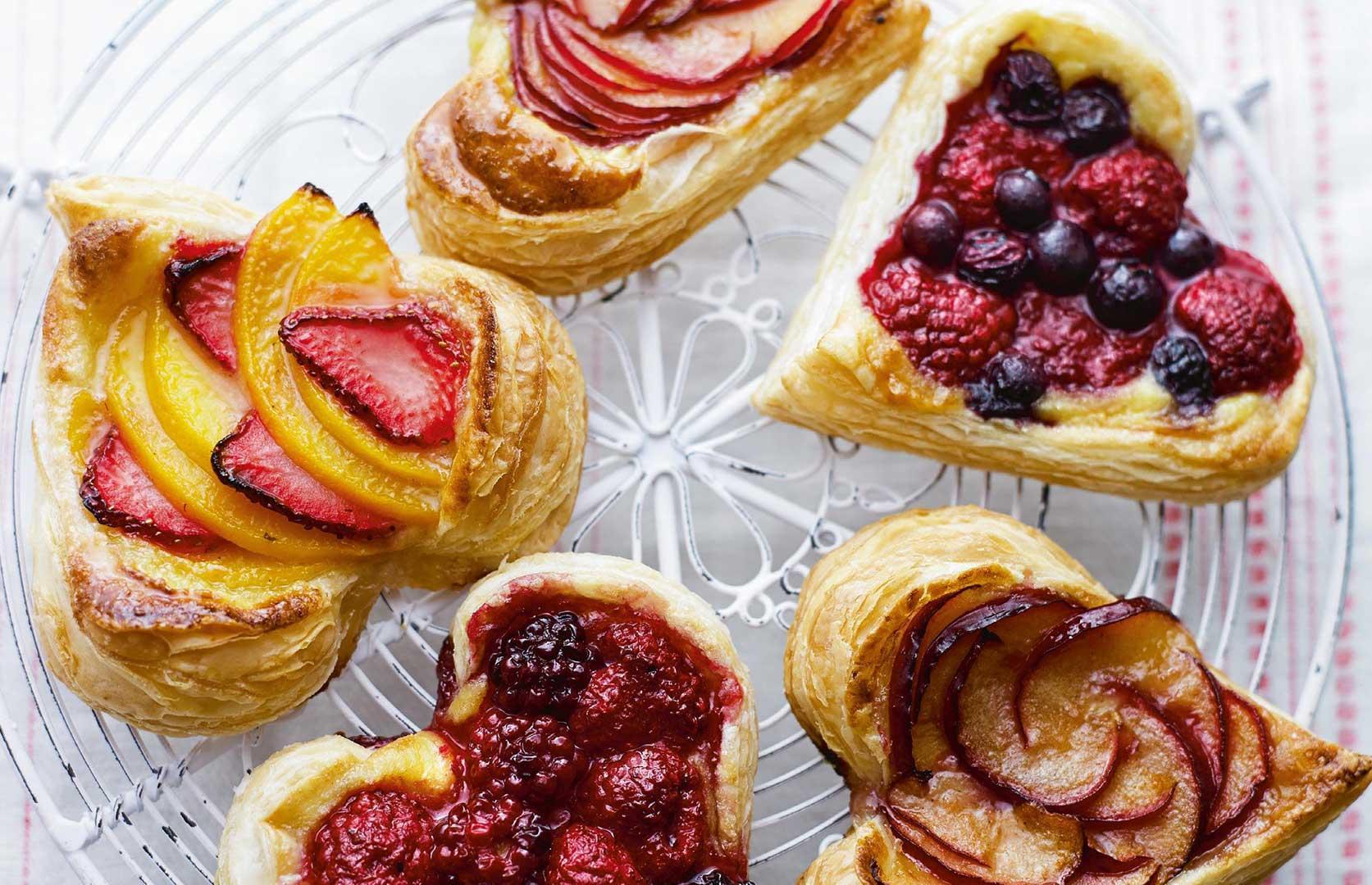 Fruit Tarts Yorkshire Food Amp Drink