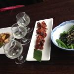 Izakaya Mita sake feast