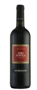 Elegant dry Nero d'Avola Morgante Sicilia DOC