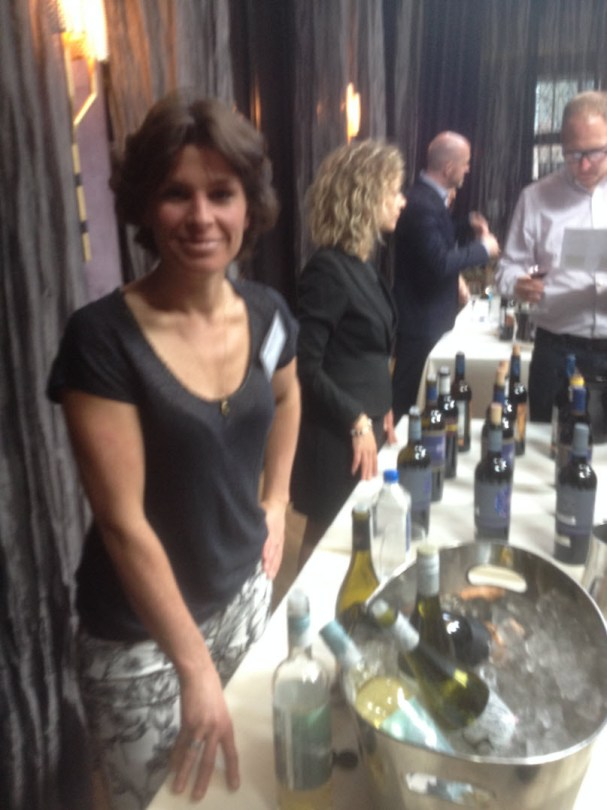 Juan Gil winemaker Belinda Thomson