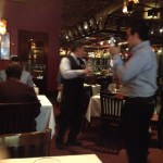 Service by the Fogo team
