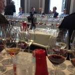 Grandi Marchi winemakers explaining their Italian wines