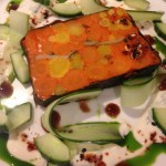 Peninsula carrot terrine