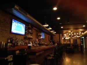 Bourbon on Division bar