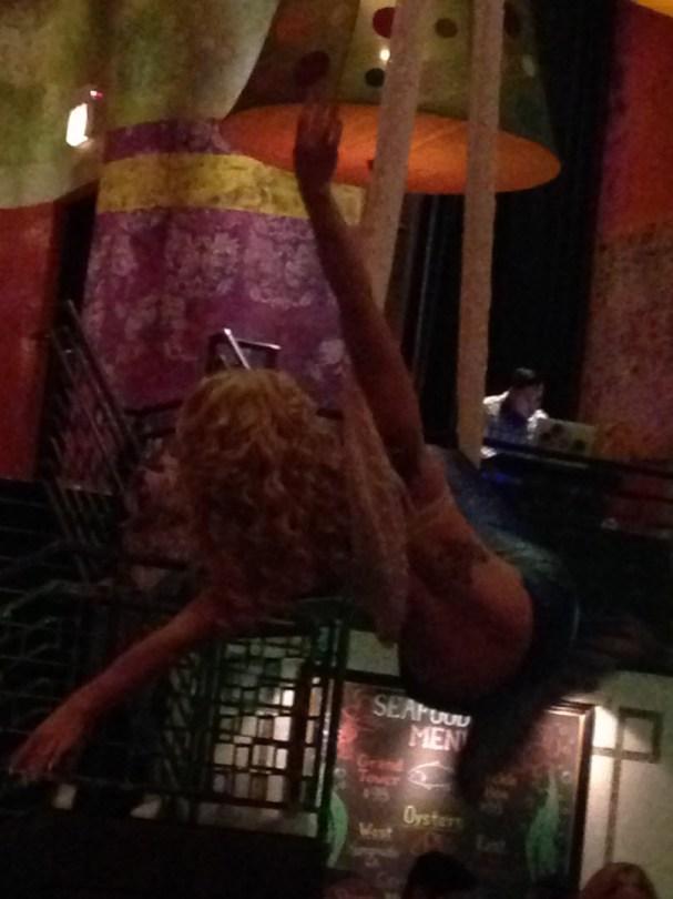 Carnivale mermaid