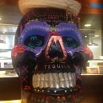 Mago decor - giant mask