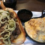 Broken Brisket sandwich - irresistible