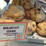 "It says ""Breakfast"" but happily, it's still a WB cookie!"